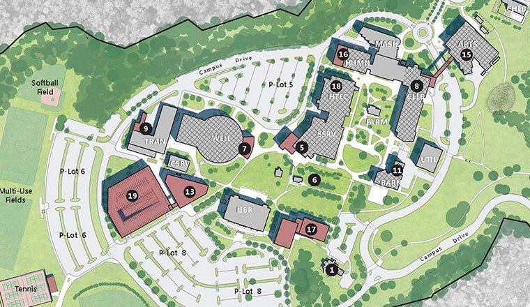 Ccbc Campus Planning Hord Coplan Macht