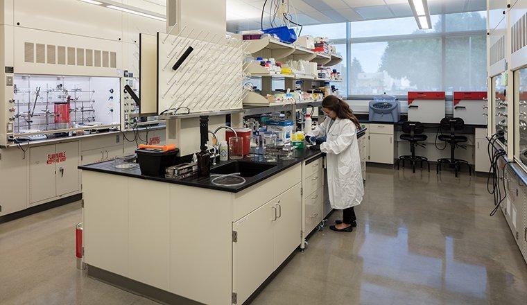 Science Buildings