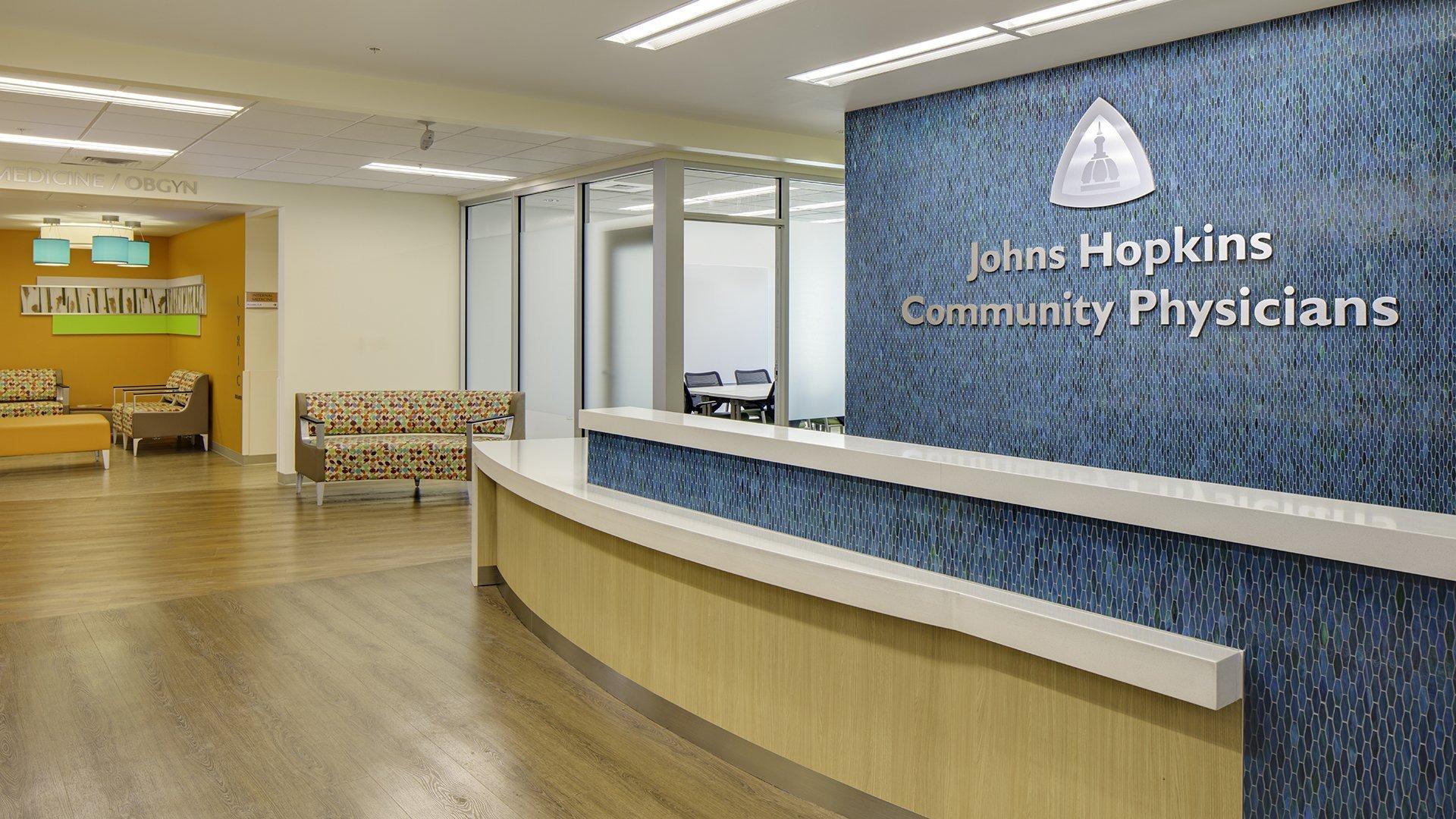 Johns Hopkins Community Physicians at Remington Row - Hord