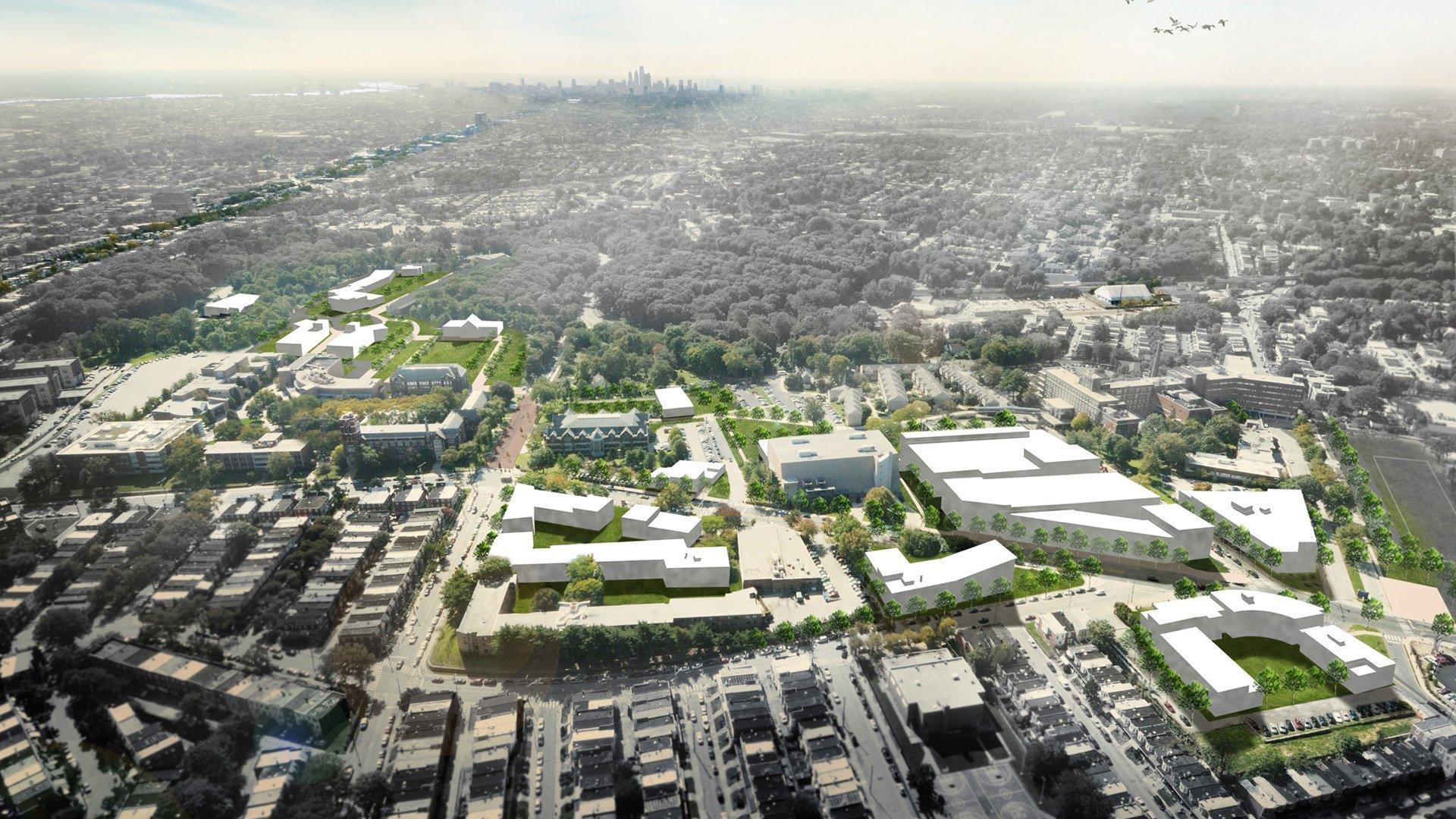 Photos De La Salle lasalle university strategic facilities plan - hord coplan macht