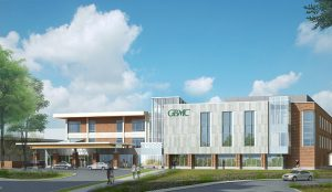 Greater Baltimore Medical Center Promise Project Rendering